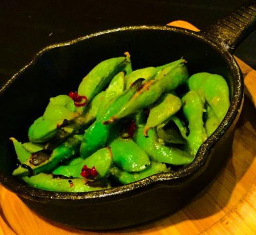 ミラノ風 石窯焼 枝 豆