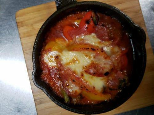 【New!】 焼野菜のトマト煮