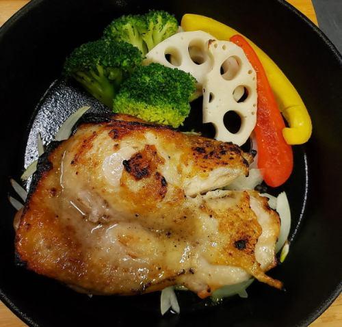 【New!】 チキングリルステーキ
