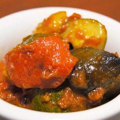 ごろごろ野菜のラタトゥイユ