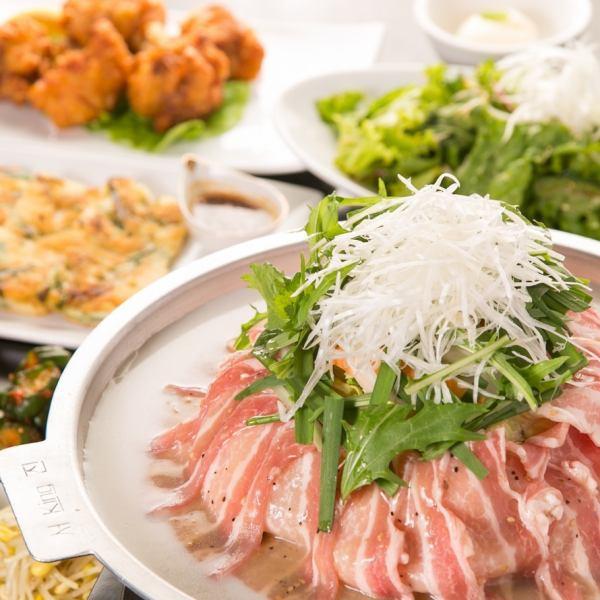 Matsusaka猪肉盐烤肉