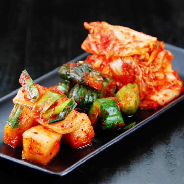 三種kangae泡菜