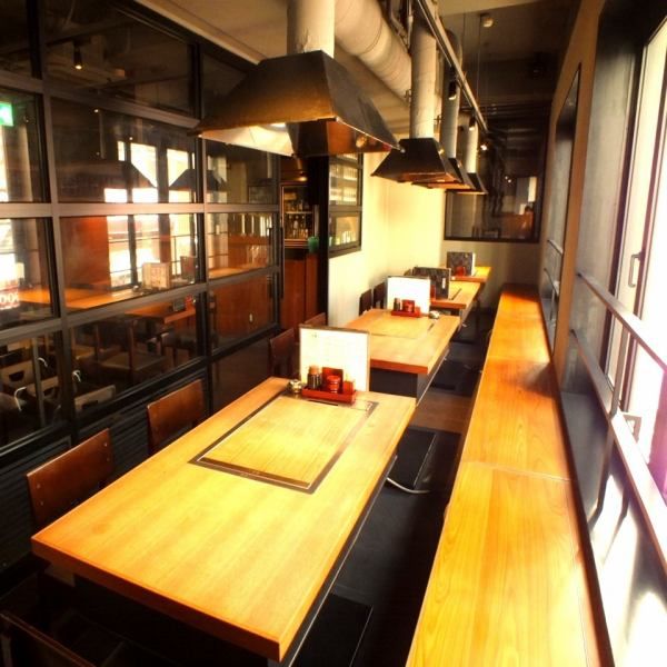 【Seats that can accommodate various small and large banquets are fulfilled ★】 Various types of seats are prepared, such as counter tables · bedding · digging tatami · teppanyaki sofa etc. ♪ 1F is a small party party, 2F is perfect for banquets with a large number ♪ Please feel free to contact us ◎ Sakuragicho · If you want to party in Noge, a well-established Izakaya real estate agent!