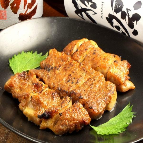 【豚と鶏の西京盛り合わせ】人気の一品☆