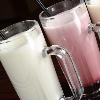 Lactobacillus high→梅酒+饮用酸奶!