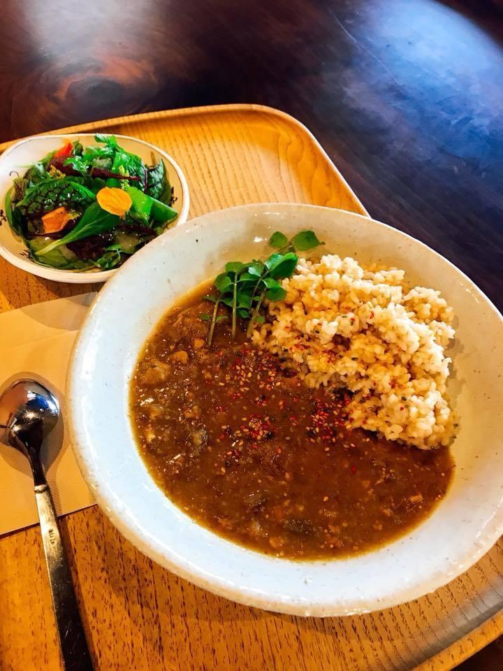 Nakashimaya Special Curry Set