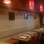 The interior is spacious and perfect for various banquets ♪ Please use it!