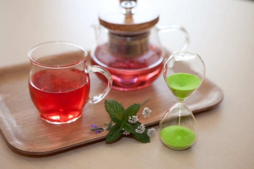 漢方茶は体調やお悩みに合わせてブレンドします☆
