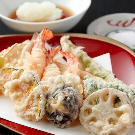 ◆【娱乐/晚餐】午餐套餐<全部8项> 3,800日元(不含税)