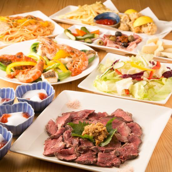 洋食屋で経験を積んだシェフがつくる、ボリュームたっぷりの料理をお楽しみください!