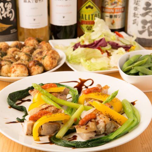 洋食シェフがふるまう料理