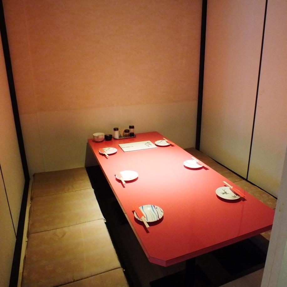 六位客人完美的私人房间★引导任何人到完整的私人房间★