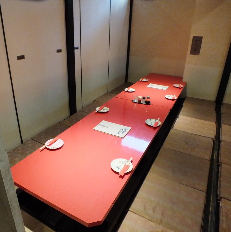 8人完美的私人房间★指导完成任何人的私人房间★