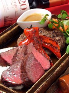 Domestic beef roast steak 100 g