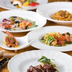 午餐3000日元(含税)限定的菜肴