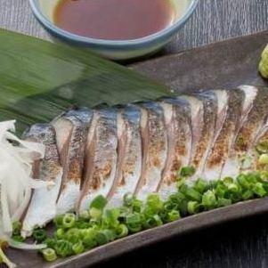 肥胖問候鯖魚