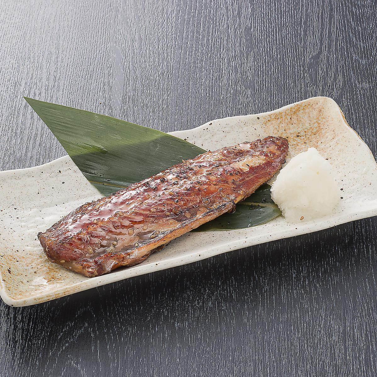 鯖魚醬油幹/鹽曲幹/調味乾燥