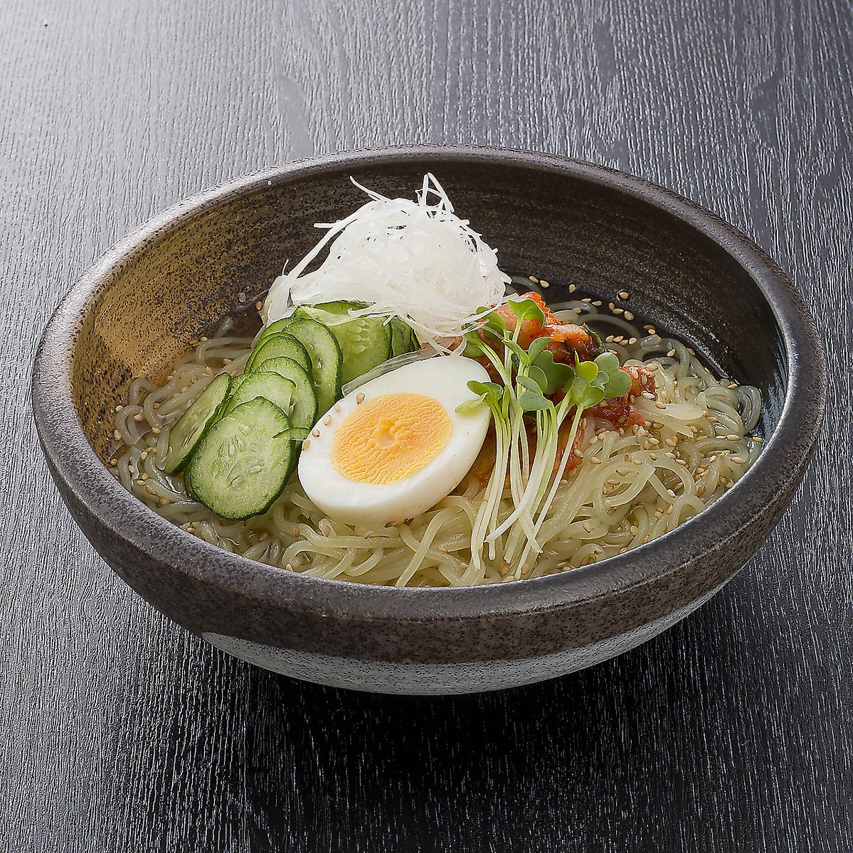 盛岡生冷麺