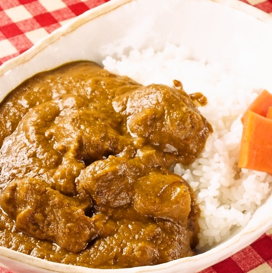 Beef curry (medium spicy)