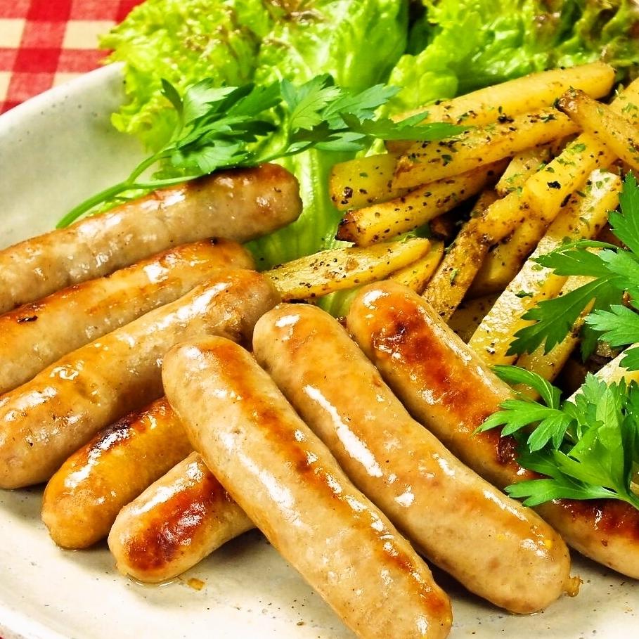 Raw wiener grill (4 pieces) / (6 pieces)