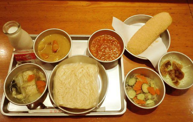 ◎ Lunch Limited ◎ ~ Special Feeding Set ~ Go to classroom at school lunch time ♪
