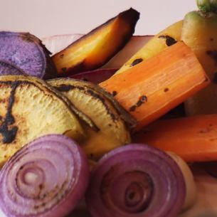 野菜の燻製(くんせい)