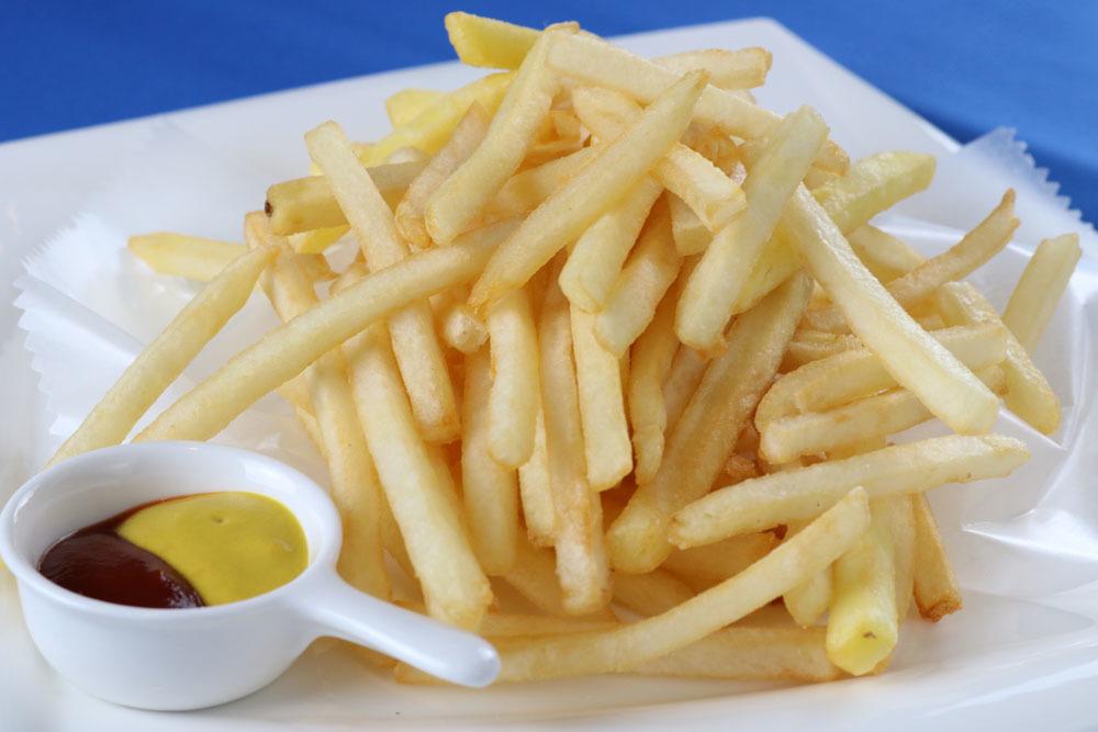 Tappley Fries Potatoes
