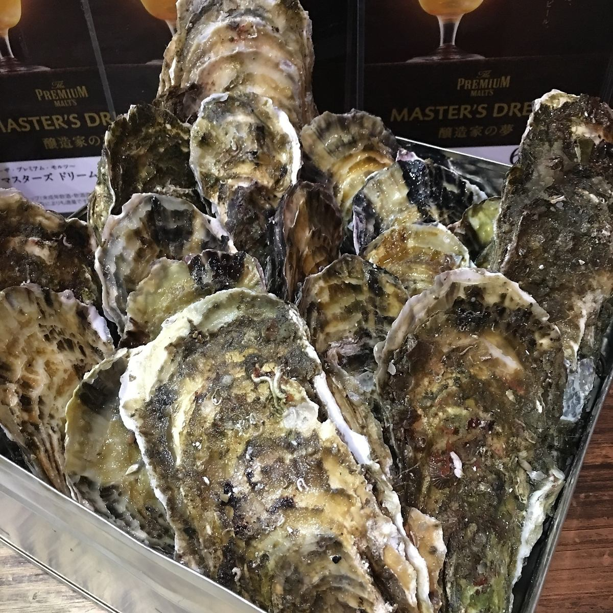 愛知 放題 牡蠣 食べ