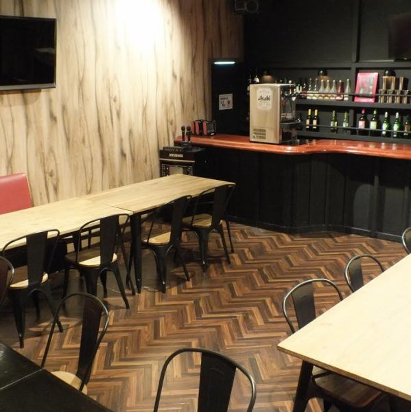 We are preparing private rooms that can be used for up to 40 people ♪ Maximum number of people for up to 40 people, such as student's drinking party or PTA meeting, etc. in the vicinity of everyone's neighborhood We are preparing a possible private room so we can respond ♪ Please feel free to contact us!