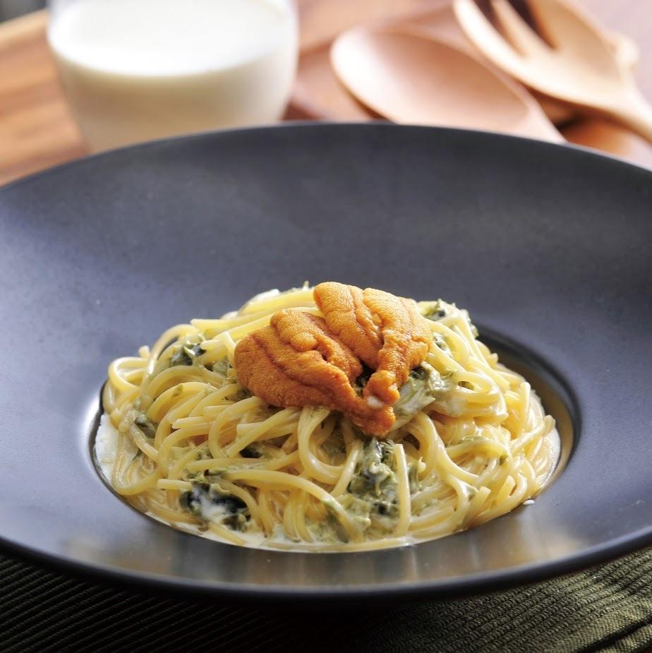 海膽意大利煨飯