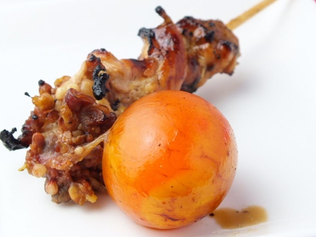 朝引き鶏を選び抜いた備長炭で焼き上げたこだわり焼鳥