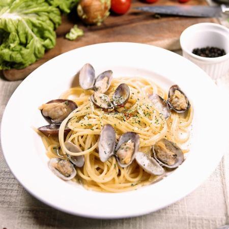 고레 비앙코 Spaghetti Alle Vongole Bianco