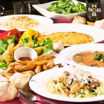 New 4/1 ~ 【STANDARD course】 Loose banquet 3 H 120 min with unlimited drinks 3000 yen
