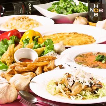 新4/1〜【STANDARD套餐】寬鬆宴會3 H 120分鐘無限暢飲3000日元