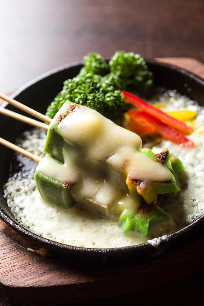 京都精工的烤奶酪