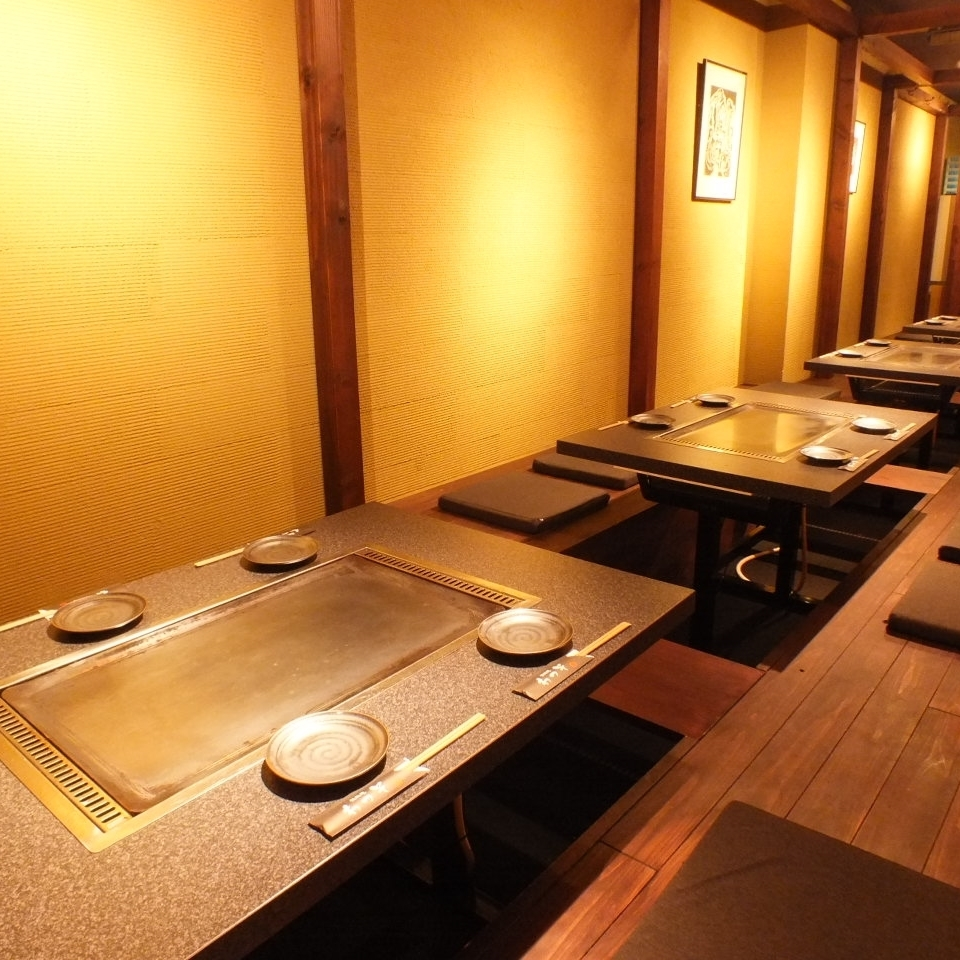 2F Kei Teppanyaki Dining at the Washrooms Private Room Banquet up to 25 people OK !! For Customers Requesting Private Room * Kyoto Meat Bar Izakaya Wasso and Kei Teppanyan Dining In menu, the menu contents differ.Please give us your understanding.