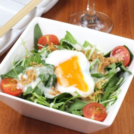 Wen Yu Caesar salad