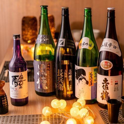 カクテル・果実酒各種