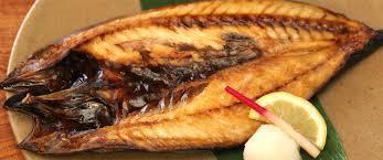 金华鲭鱼隔夜干燥
