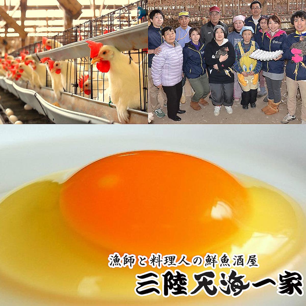 厚厚的烤鸡蛋