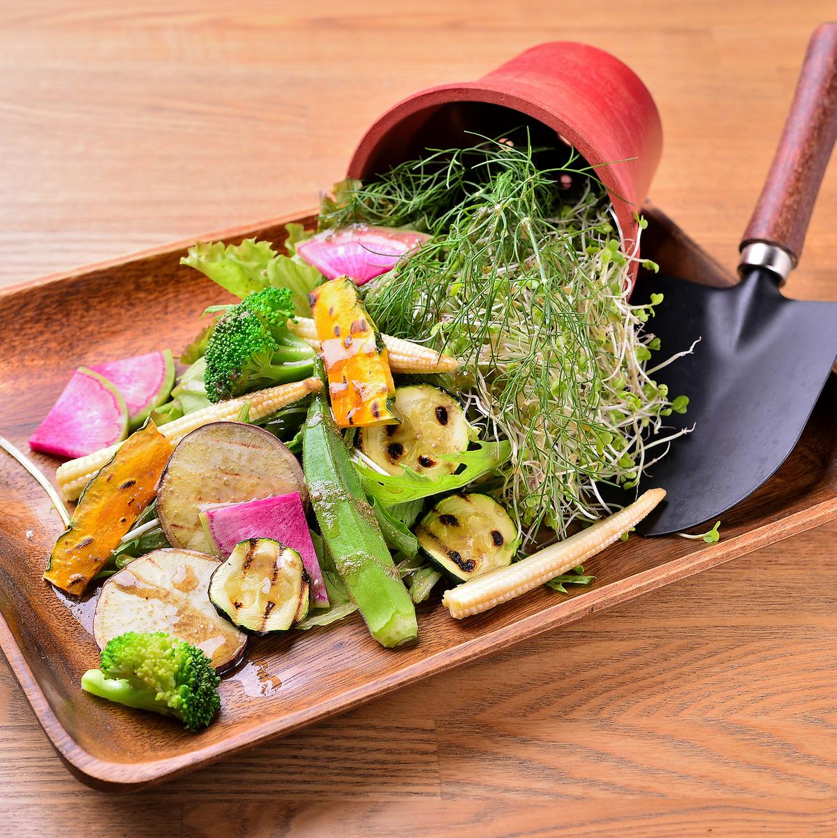 GARAGE蔬菜沙拉