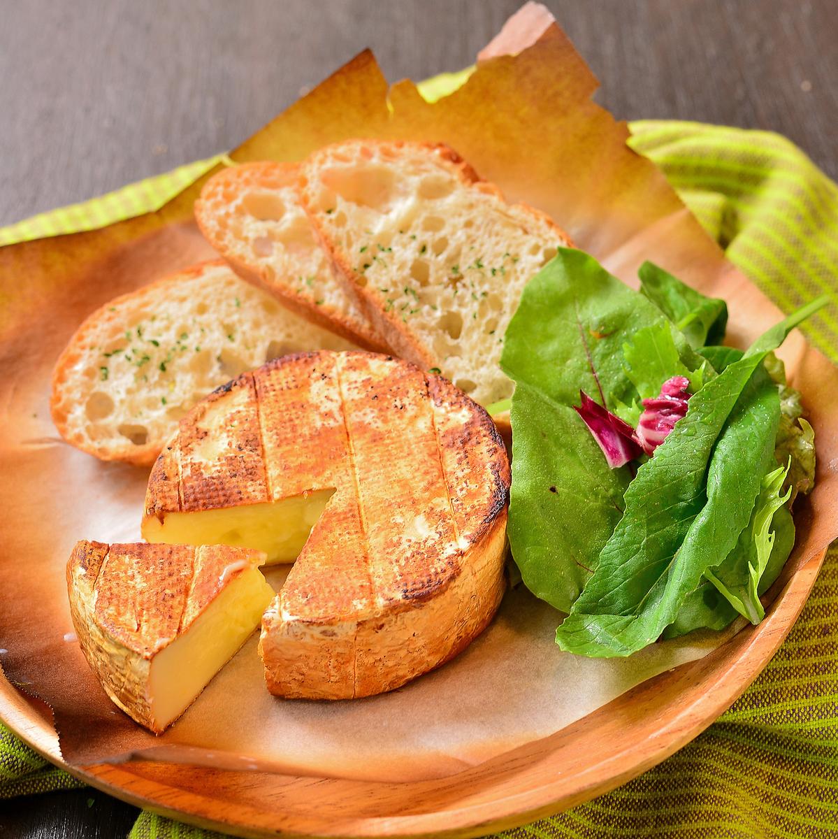 훈제 카망베르 치즈