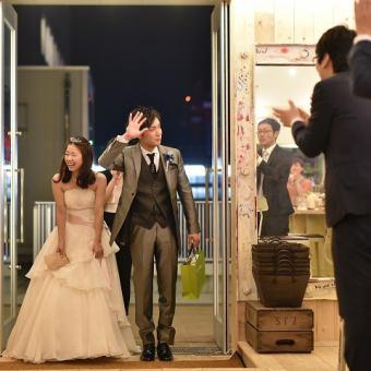 ★WEDDING2次会プラン★(2時間飲み放題付き)