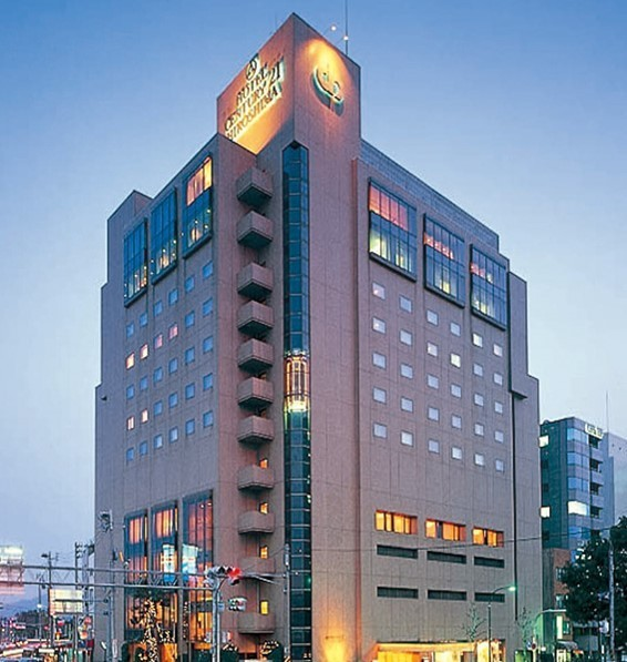 Good location in Hiroshima Station about 5 minutes on foot