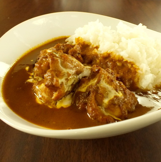 Truly simple curry