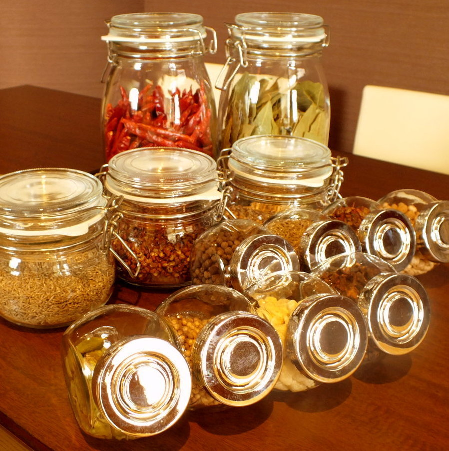 Exquisite formulation of selected spices
