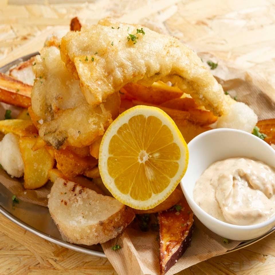 (推薦)魚和薯條