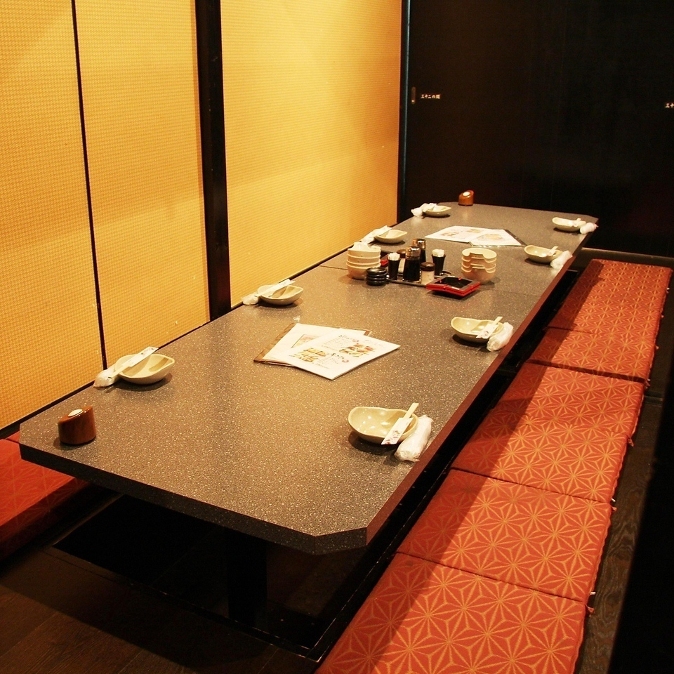 【Private room for 8 people】 Please leave it at a sudden drinking party, banquet! If you are in our shop you will definitely have a Sugu complete private room in Umeda! Umeda (East Street · Dojo · Initial Tenjin) Sugu's good location ☆