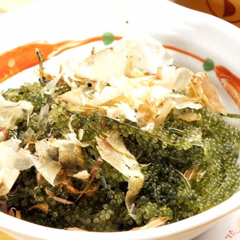 沖繩生產小花海葡萄