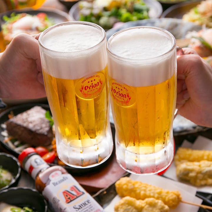 Classic ☆ Orion beer